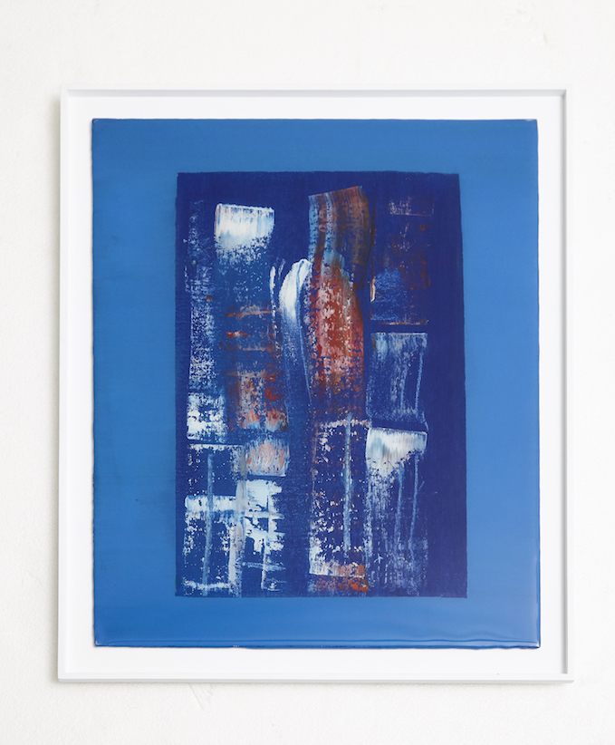 Abstract in Blue_no 10